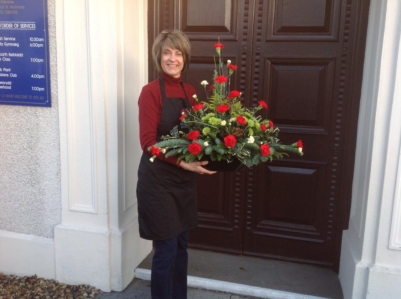 Ruth Miltonjones Flowers in Swansea & South Wales