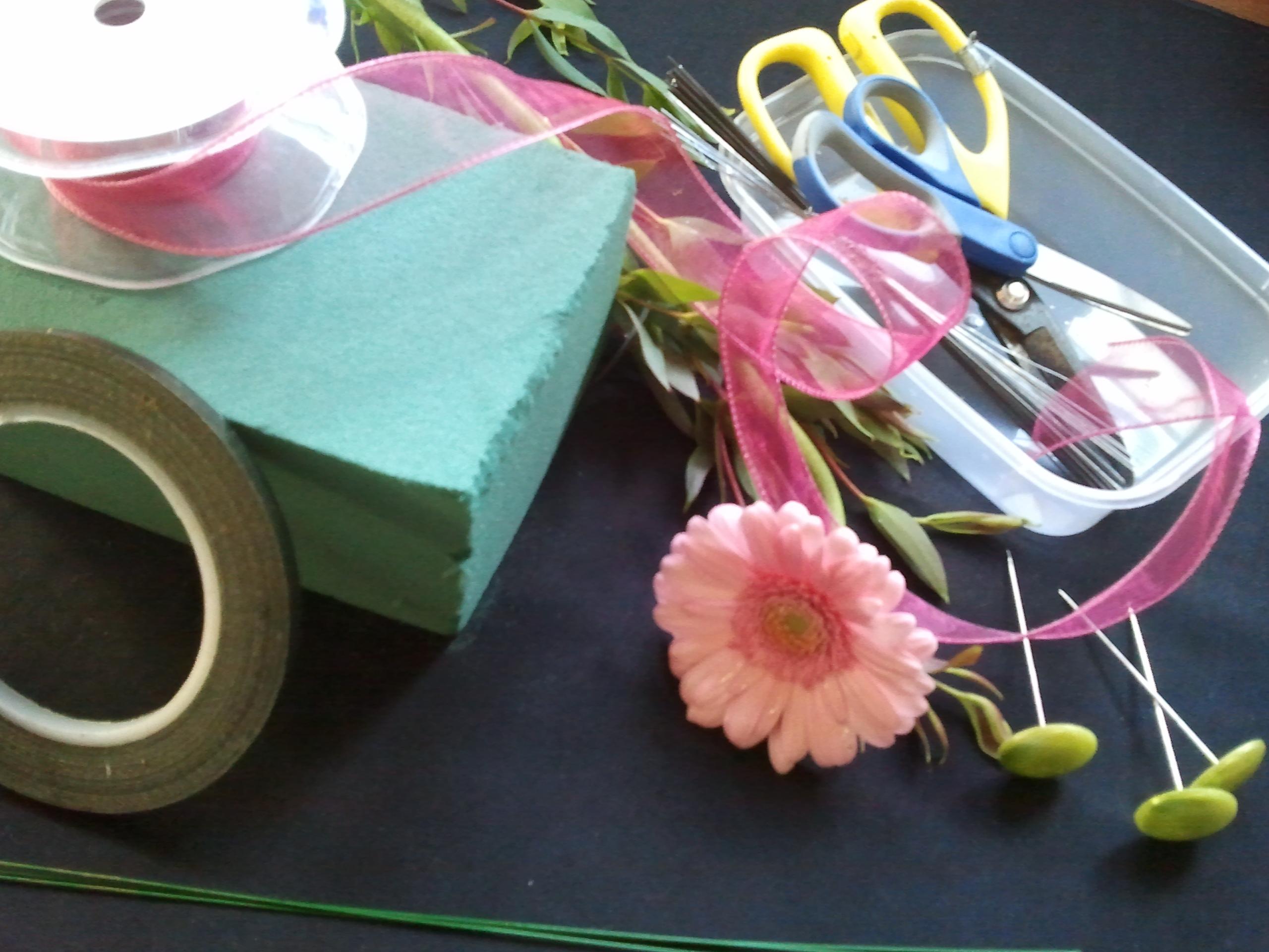 Flower Design Workshops & Demonstrations