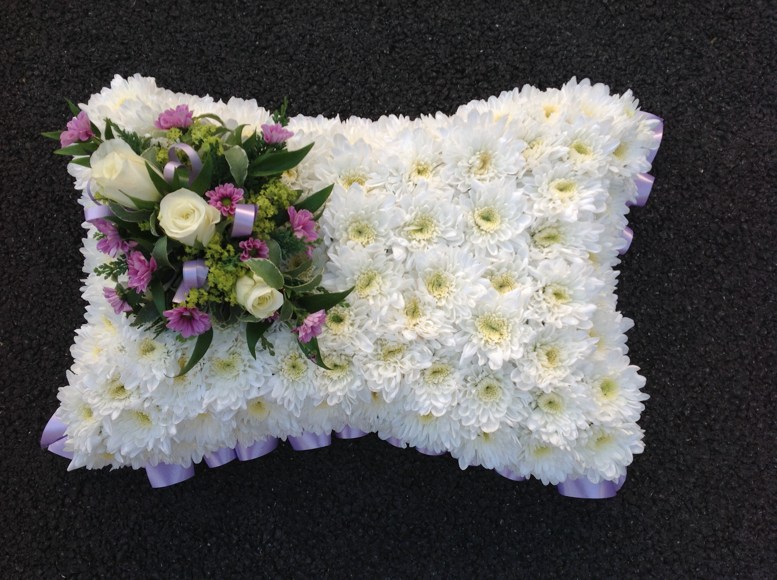Order funeral flowers online flowers by design based pillow izmirmasajfo