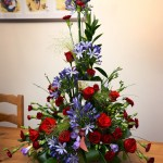 Flower Basket Mother's day Swansea