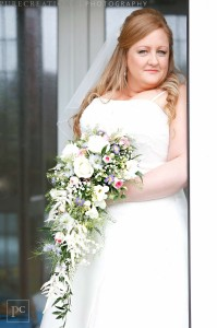 Wedding bouquet swansea