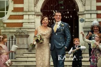 Rustic wedding bouquet s