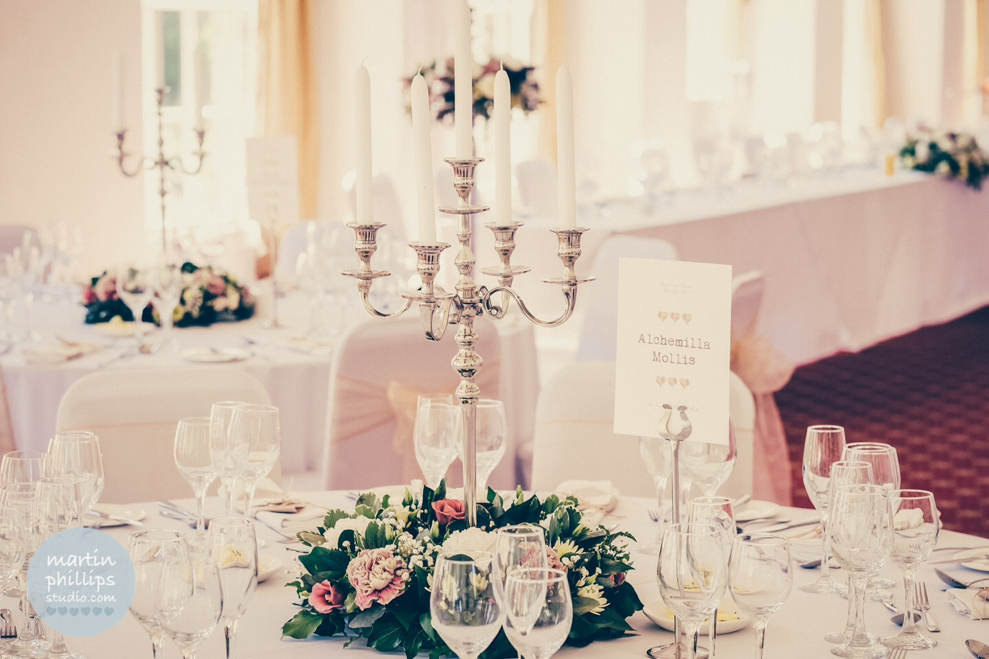 Ruth Milton Jones Wedding Venue Decoration Swansea