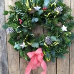 Luxury Door Christmas Wreath