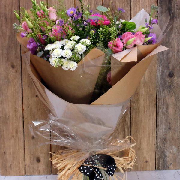 Mother's Day Aqua Bouquet