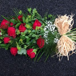 Tied Sheaf | Funeral Flowers in Swansea