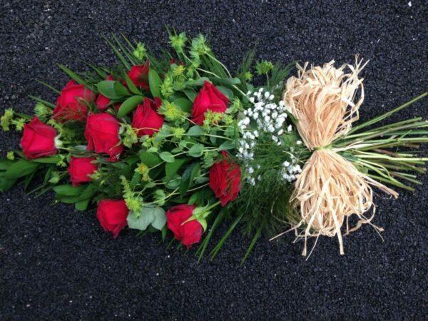 Tied Sheaf | Funeral Flowers in Swansea