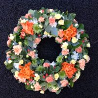 Wreath | Funeral Flowers Swansea
