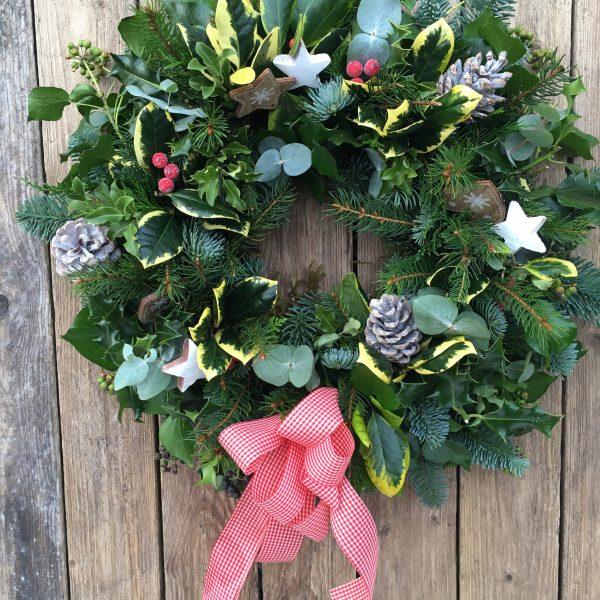 Luxury Door Christmas Wreath