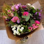 mothering sunday 2018 aqua flowers